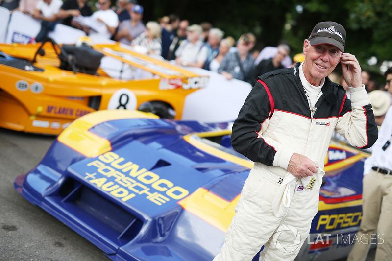Richard Attwood, Porsche