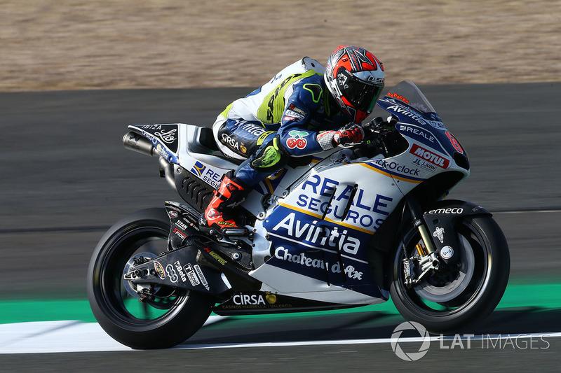 16. Hector Barbera, Avintia Racing