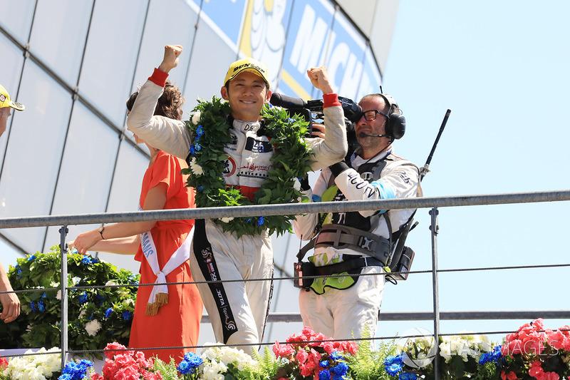 Ho-Pin Tung, LMP2 winner