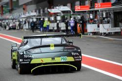 #97 Aston Martin Racing Aston Martin Vantage: Darren Turner, Jonathan Adam, Daniel Serra