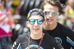 Andrea Migno, Sky Racing Team VR46; Nicolo Bulega, Sky Racing Team VR46