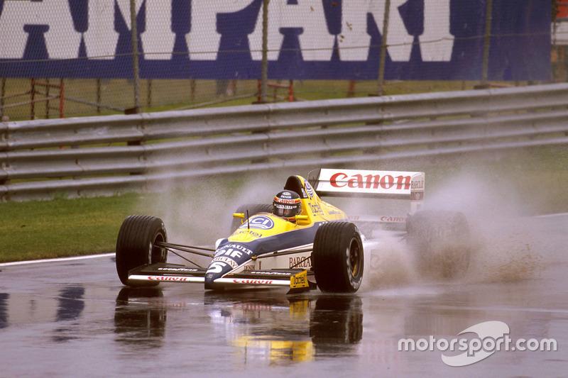 1989 – 1997: Williams
