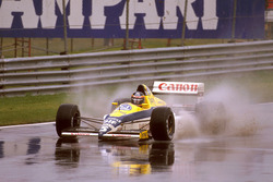 Thierry Boutsen, Williams FW12C Renault