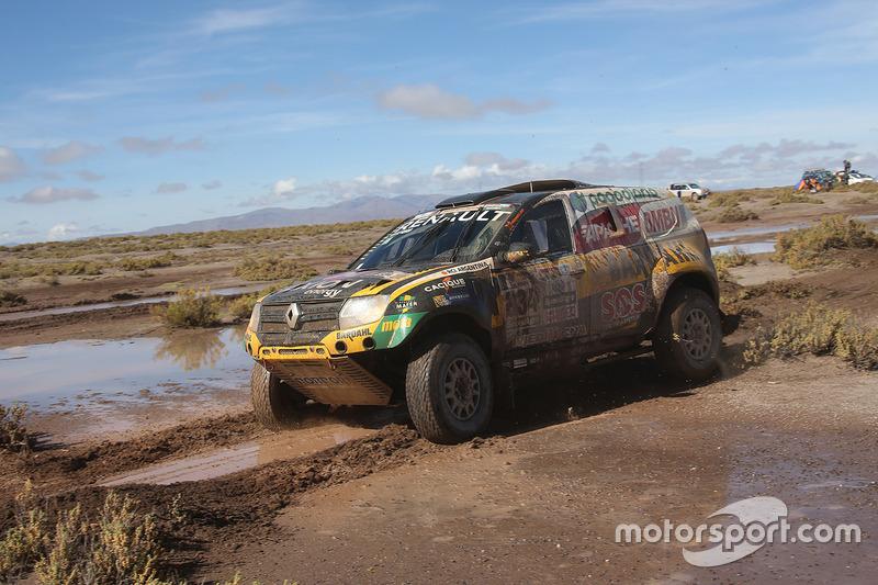 #334 Renault: Facundo Ardusso, Gerardo Scicolone