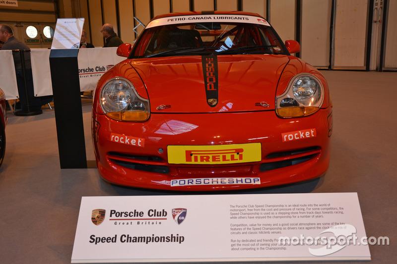 Porsche Club, Gran Bretaña