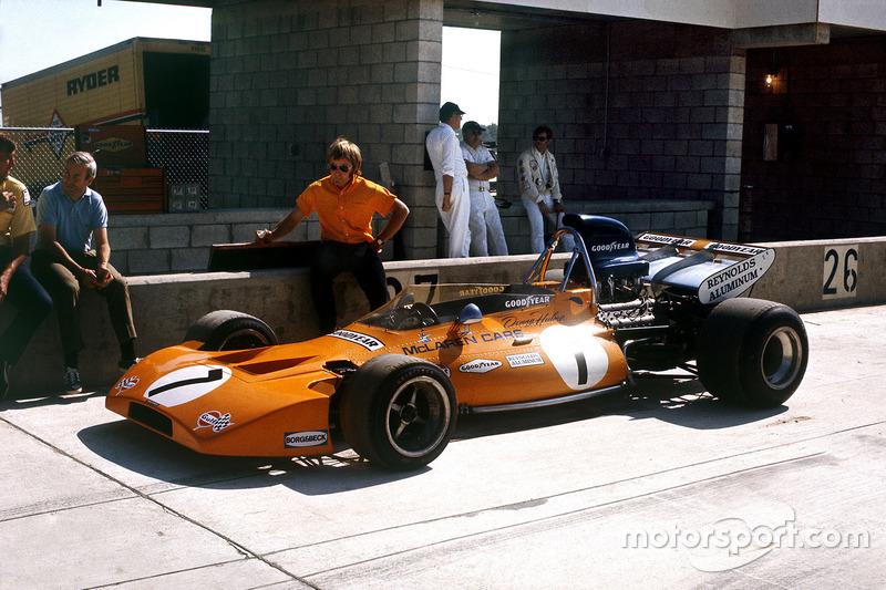 Денні Х'юм, McLaren M19A Ford