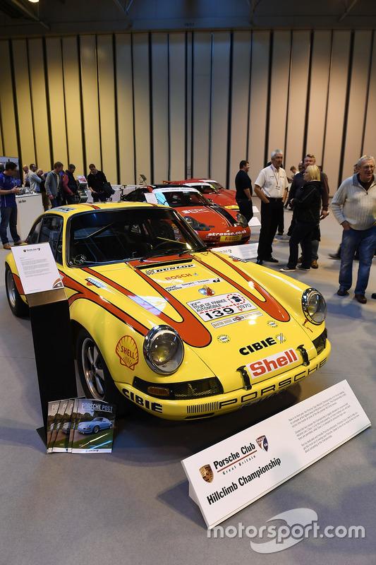 Porsche 911 Hillclimb car