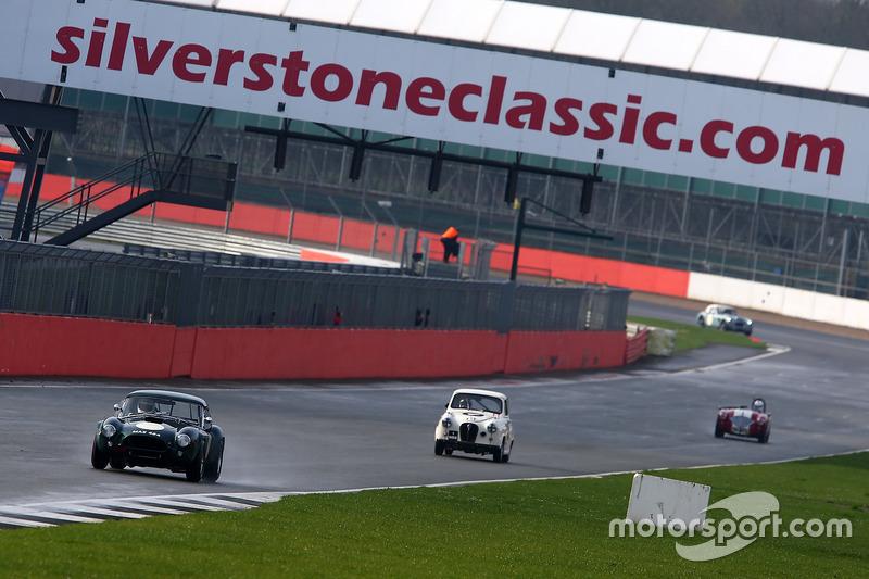 Silverstone Classic acción