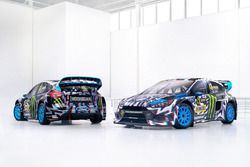 El diseño de la Hoonigan Racing Division, Ford Focus