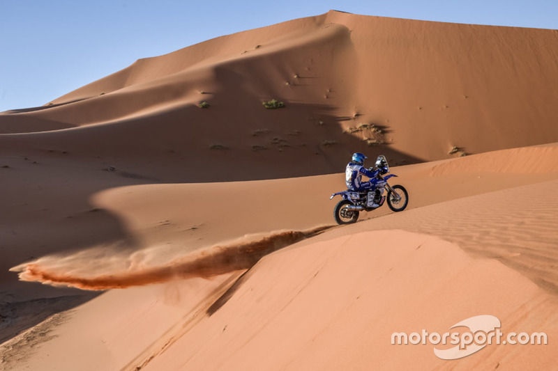 #20 Yamaha: Maio Antonio