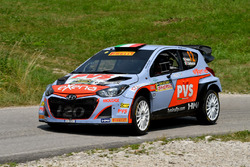 Pedro, Emanuele Baldaccini, Hyundai i20 WRC