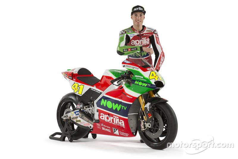 Алейш Еспаргро, Aprilia Racing Team Gresini