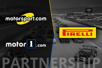 Motorsport.com and Pirelli announcement
