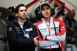 Neel Jani, Timo Bernhard, Porsche Team