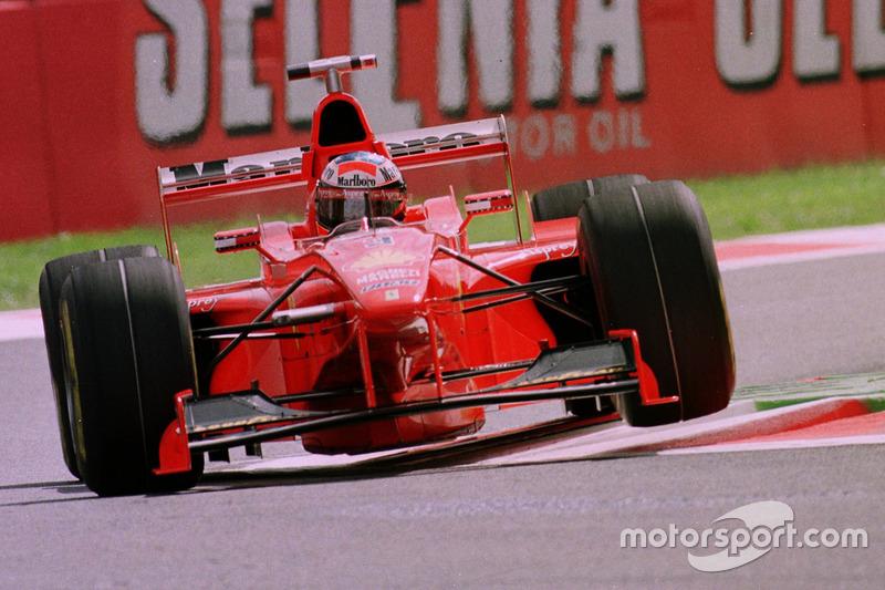 1998 Italian GP, Ferrari F300
