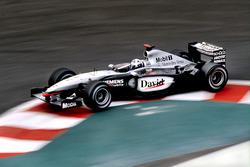 David Coulthard, Team McLaren Mercedes MP4-17D