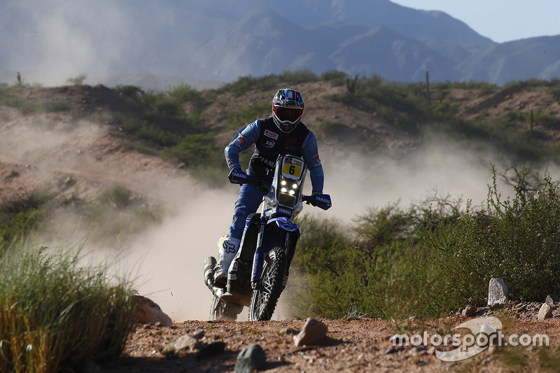 #6 Yamaha Official Rally Team: Adrien van Beveren