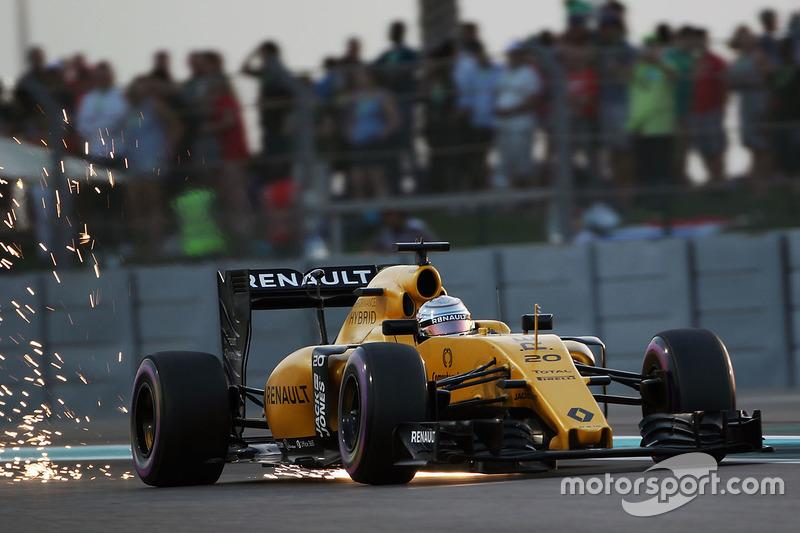 Abandon - Kevin Magnussen (Renault)