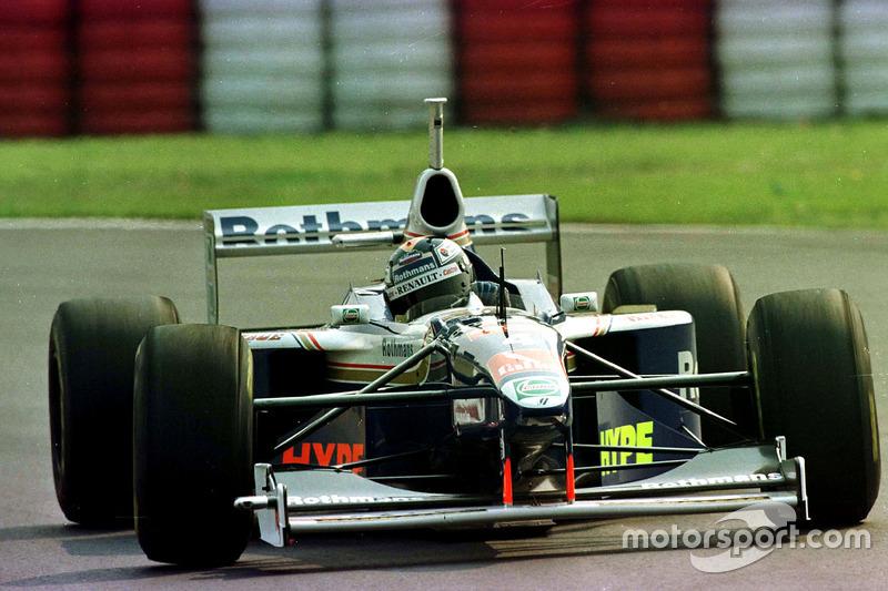 #4 : Heinz-Harald Frentzen, Williams FW19