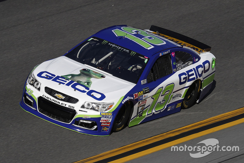 #13: Ty Dillon, Germain Racing, Chevrolet