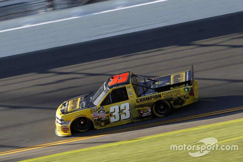 #33 Grant Enfinger (GMS-Chevrolet)
