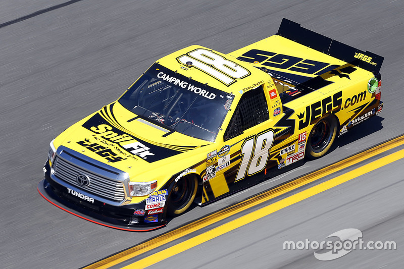 #18 Cody Coughlin (Busch-Toyota)