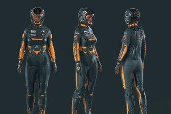 McLaren coureurs anno 2050