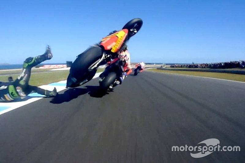 MotoGP Australia: Johann Zarco, Tech 3