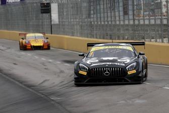 #1 Mercedes-AMG Team GruppeM Racing Mercedes - AMG GT3: Edoardo Mortara