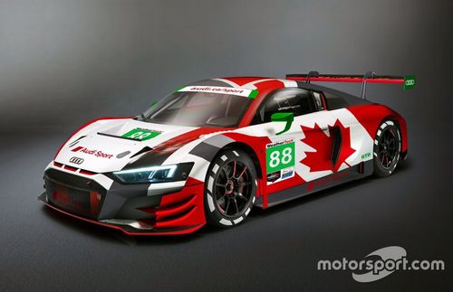 Leopard Racing Team WRT