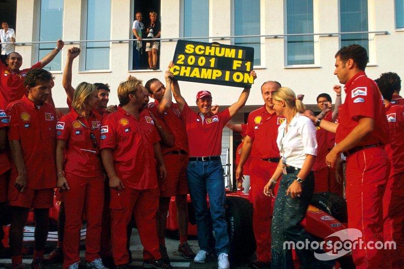 2001 匈牙利大奖赛