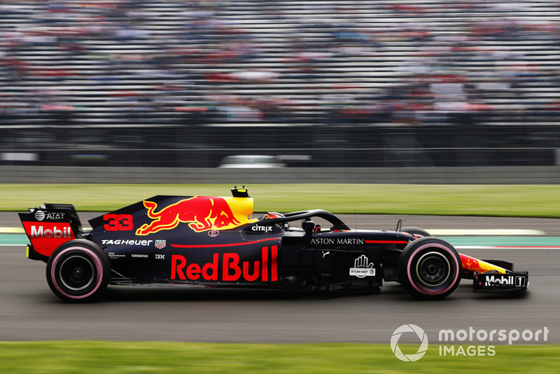Max Verstappen, Red Bull Racing RB14