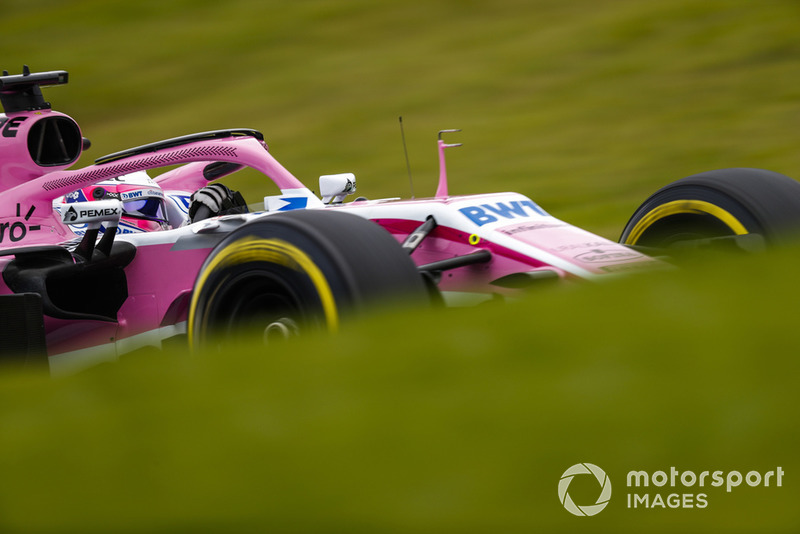 12. Sergio Perez, Racing Point Force India VJM11