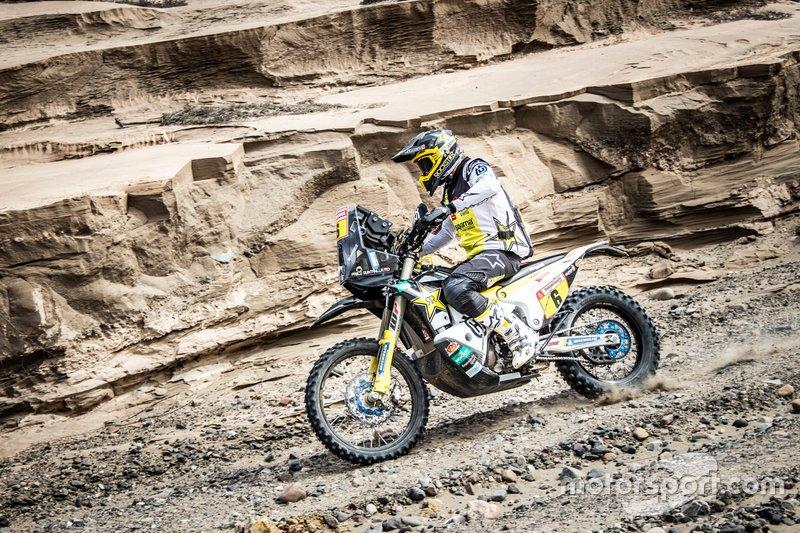 #6 Rockstar Energy Husqvarna Factory Racing: Pablo Quintanilla