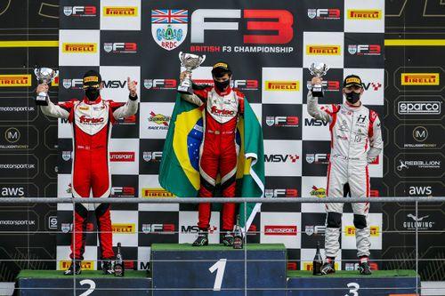 British F3: Spa