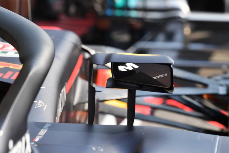 Red Bull Racing RB14 espejo