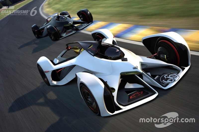 Chevrolet Chaparral 2X Vision Gran Turismo (december 2014)