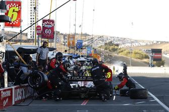 Пит-стоп: Карлос Муньос, Andretti Autosport Honda