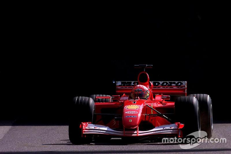 48勝目:2001年モナコGP
