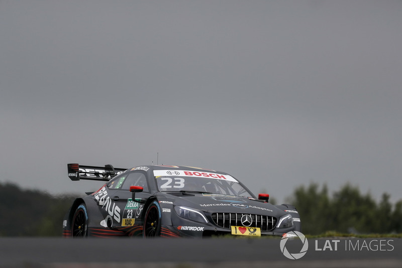 Даніель Хункаделья, Mercedes-AMG Team HWA, Mercedes-AMG C63 DTM
