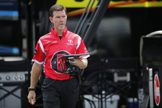 Jason Ratcliff, Joe Gibbs Racing, Toyota Camry Rheem