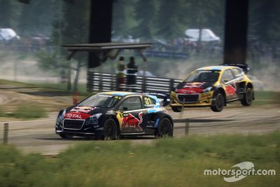 World RX Invitational Series: Svezia