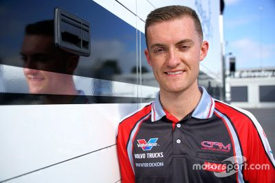 TCR Australia: Dylan O'Keeffe announcement