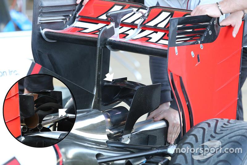 Haas F1 Team: Monkey Seat