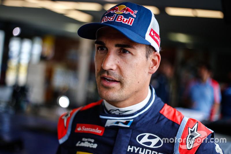 Daniel Sordo, Hyundai Motorsport