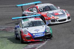 Enrico Fulgenzi, TAM-Racing e Alessio Rovera, Ebimotors - Verona