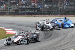 Helio Castroneves Team Penske Chevrolet