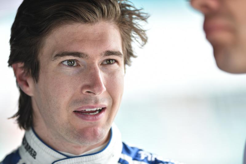 #66: J.R. Hildebrand, Dreyer & Reinbold Racing, Chevrolet