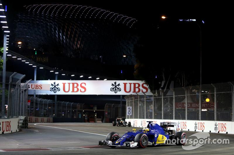 14. Marcus Ericsson, Sauber F1 Team C35