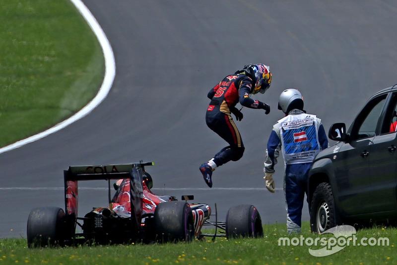 Toro Rosso: 4 очка